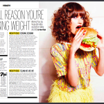 Fabulous Magazine - diet