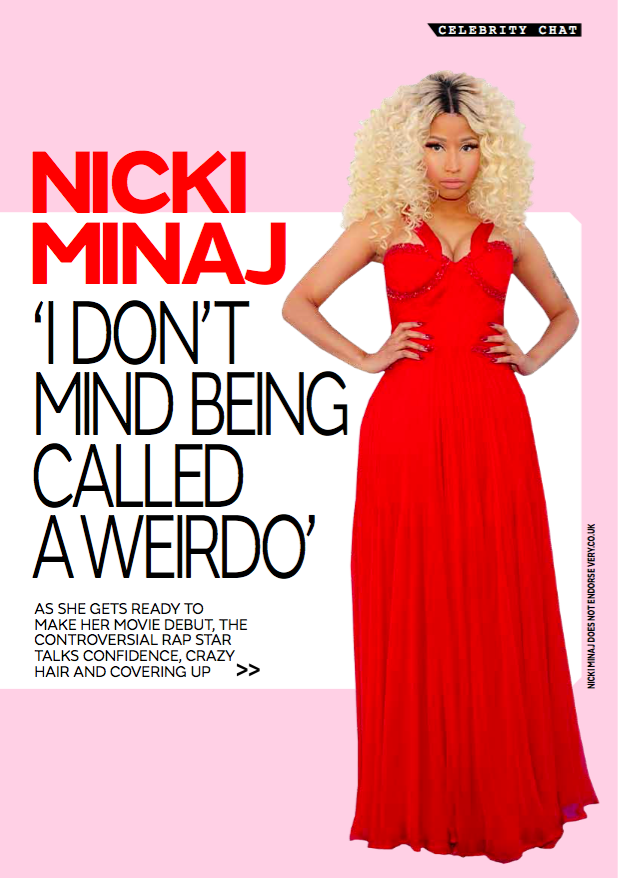 TV Extra: Nicki Minaj Interview
