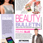 Beauty Magazine Helen Wright