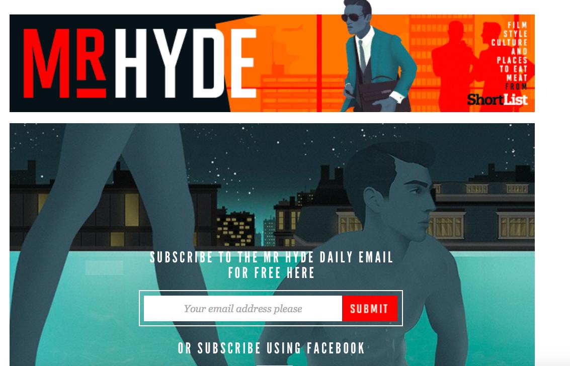 Mr Hyde (Shortlist)